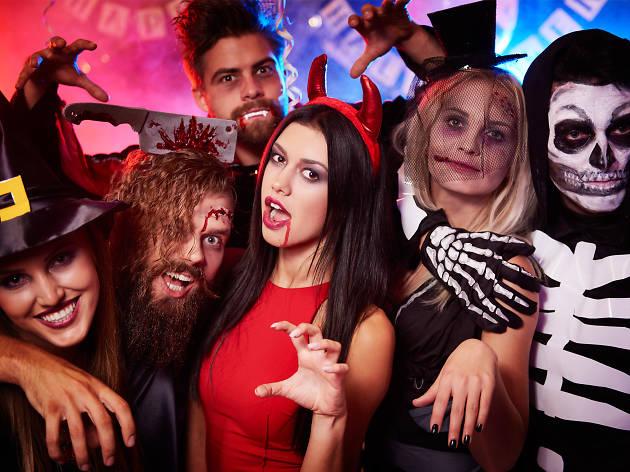 Halloween en la CDMX