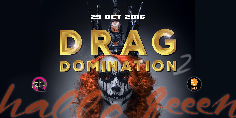 Drag Domination: HalloQueen