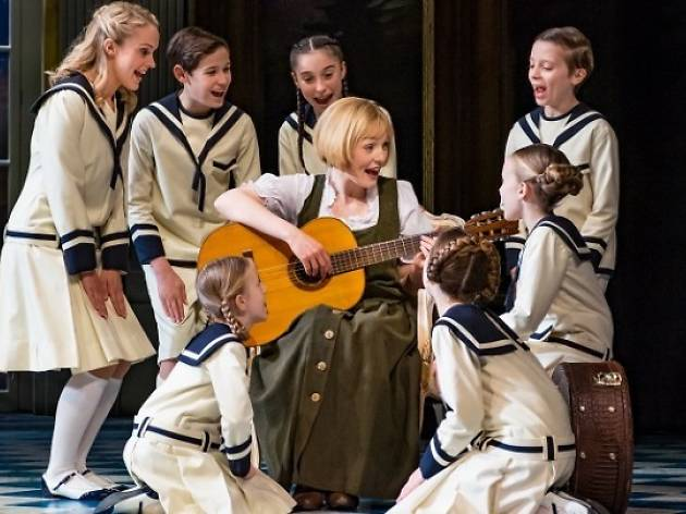 'The Sound of Music' at the New Wimbledon Theatre