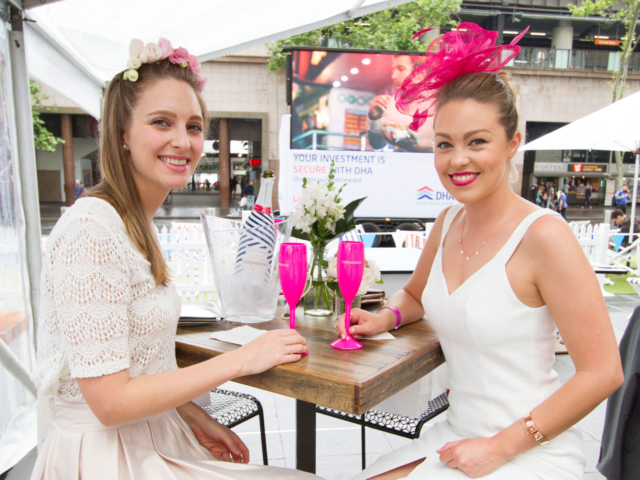 Melbourne Cup at Quay Bar