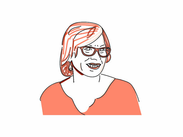 Rosie Batty, domestic violence campaigner and 2015 Australian of the Year