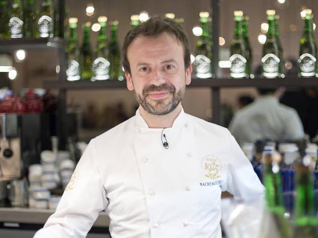 L'experiència gastronòmica pop-up de la temporada de Nacho Manzano i cerveses Alhambra