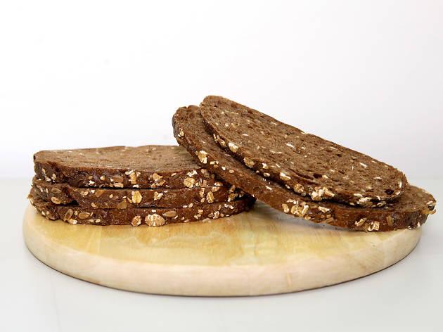 Pão de alfarroba da Boulangerie