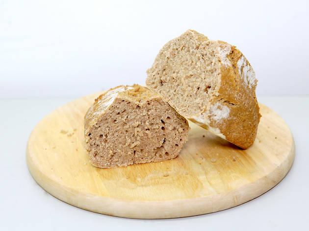 Pão de levedação lenta – Pachamama