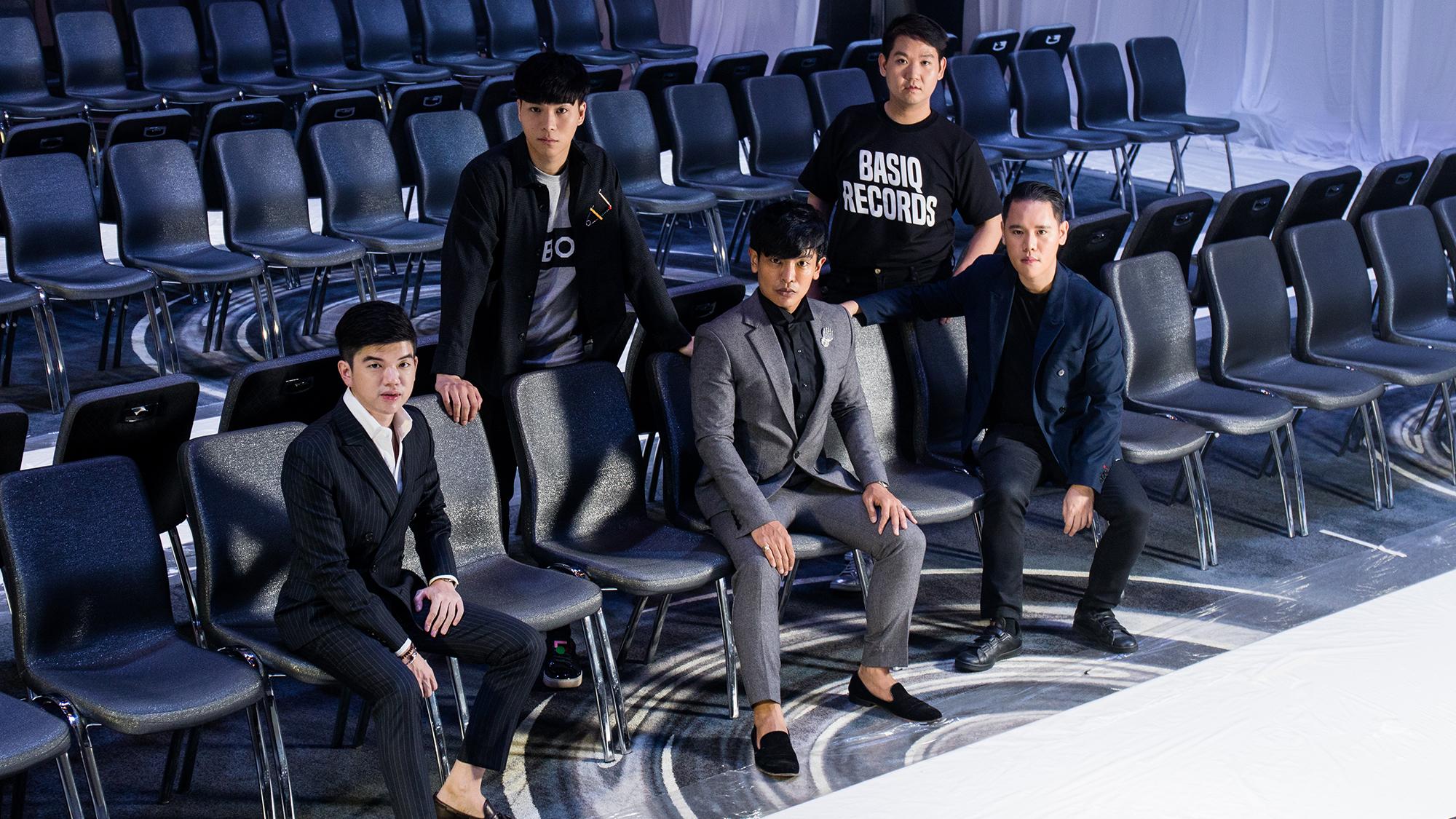 Meet the Boys of Bangkok