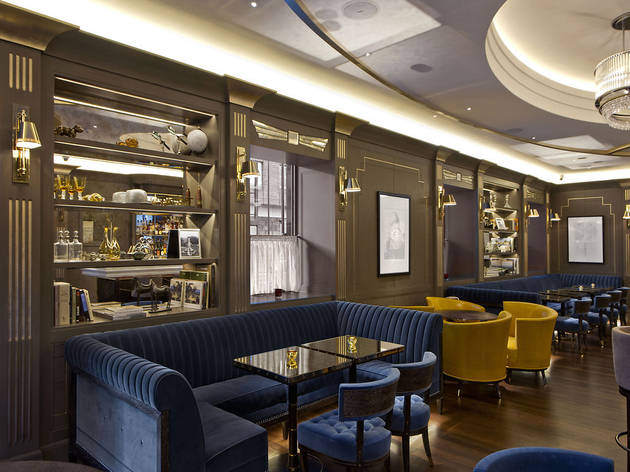 The Churchill Bar & Terrace - Hyatt Regency London