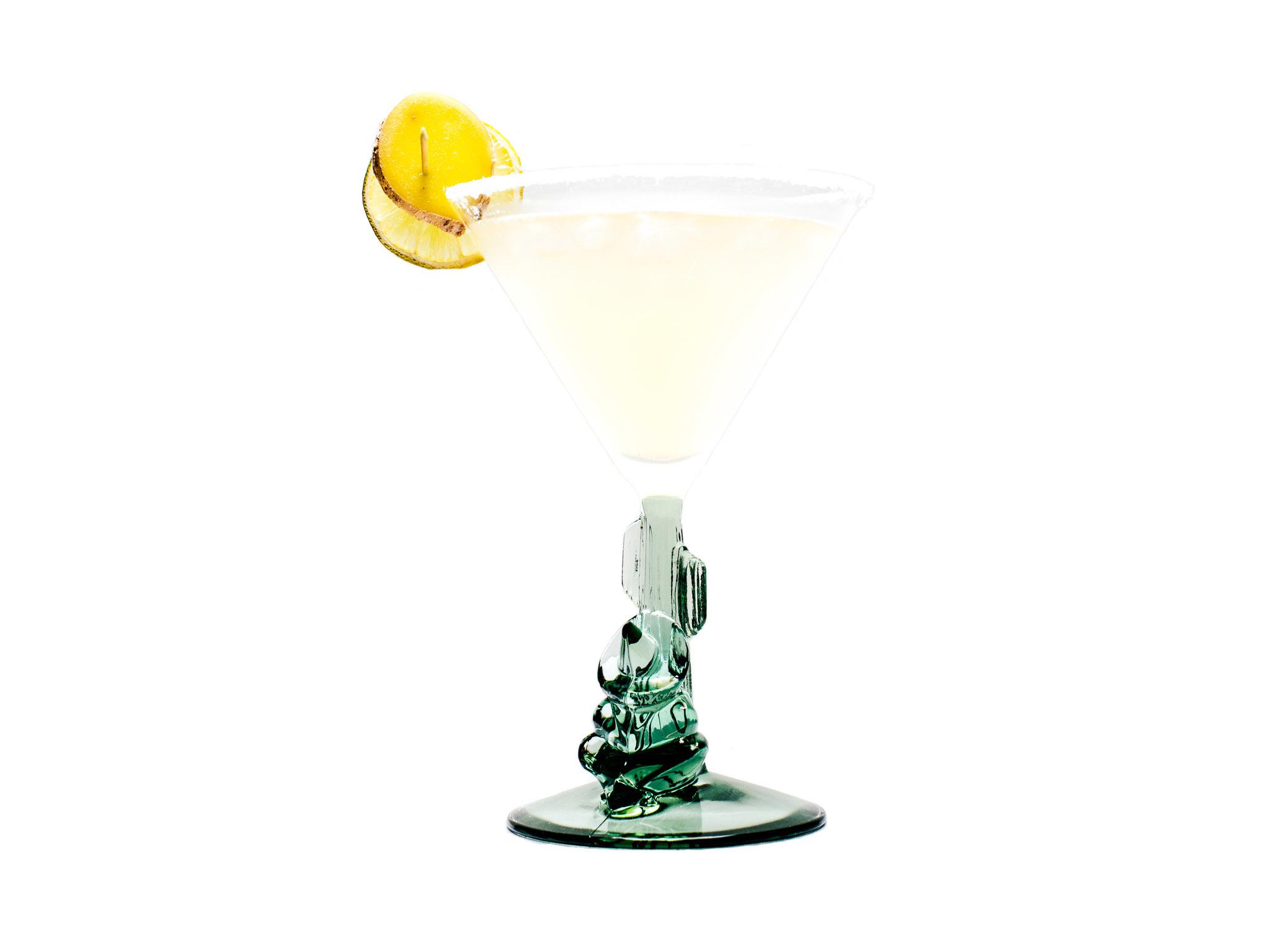 Margarita de gengibre do Bar a Paródia