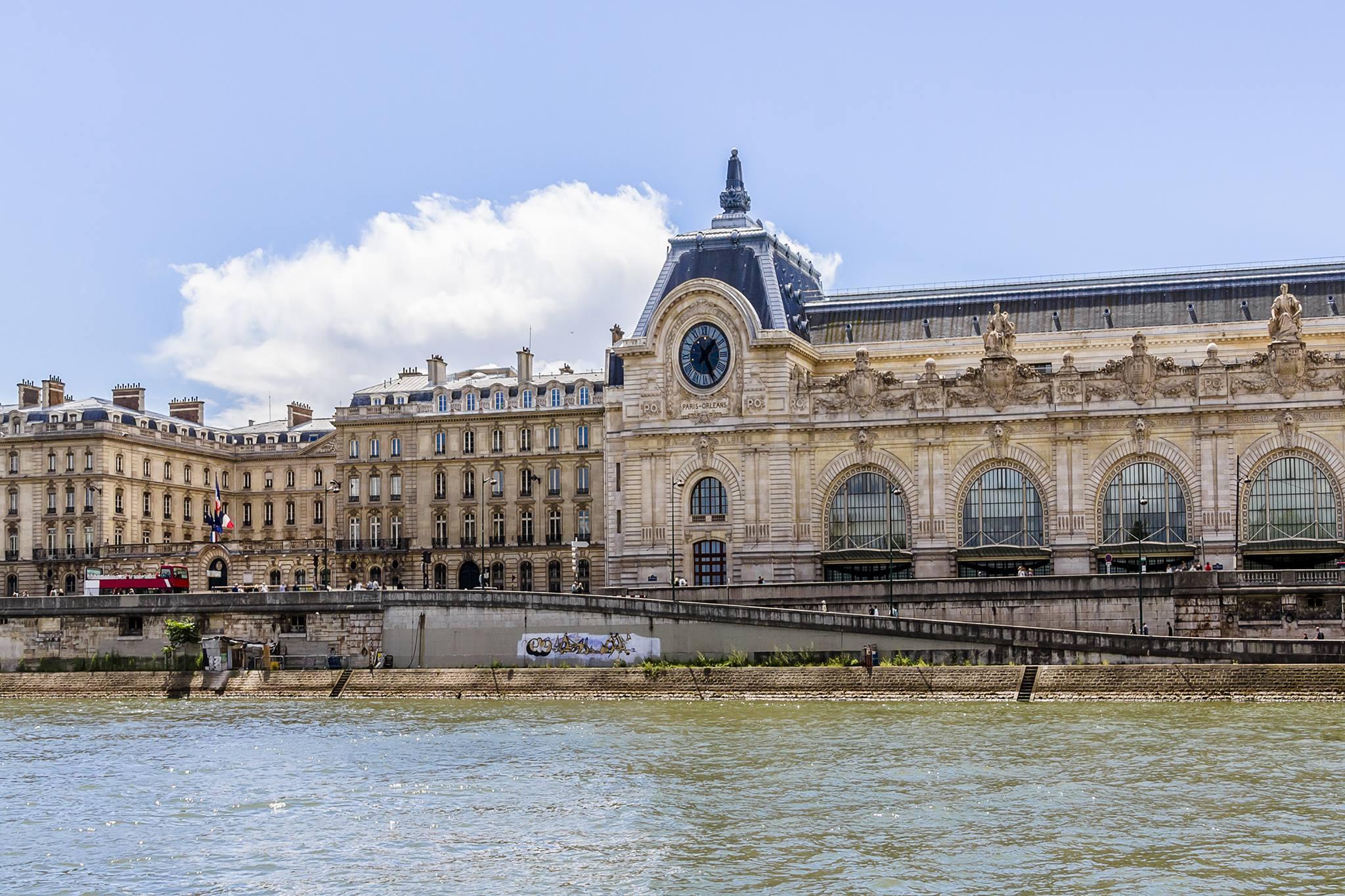 Musée d'Orsay visuel