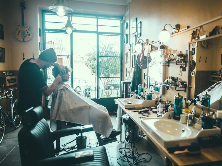 As melhores barbearias em Lisboa