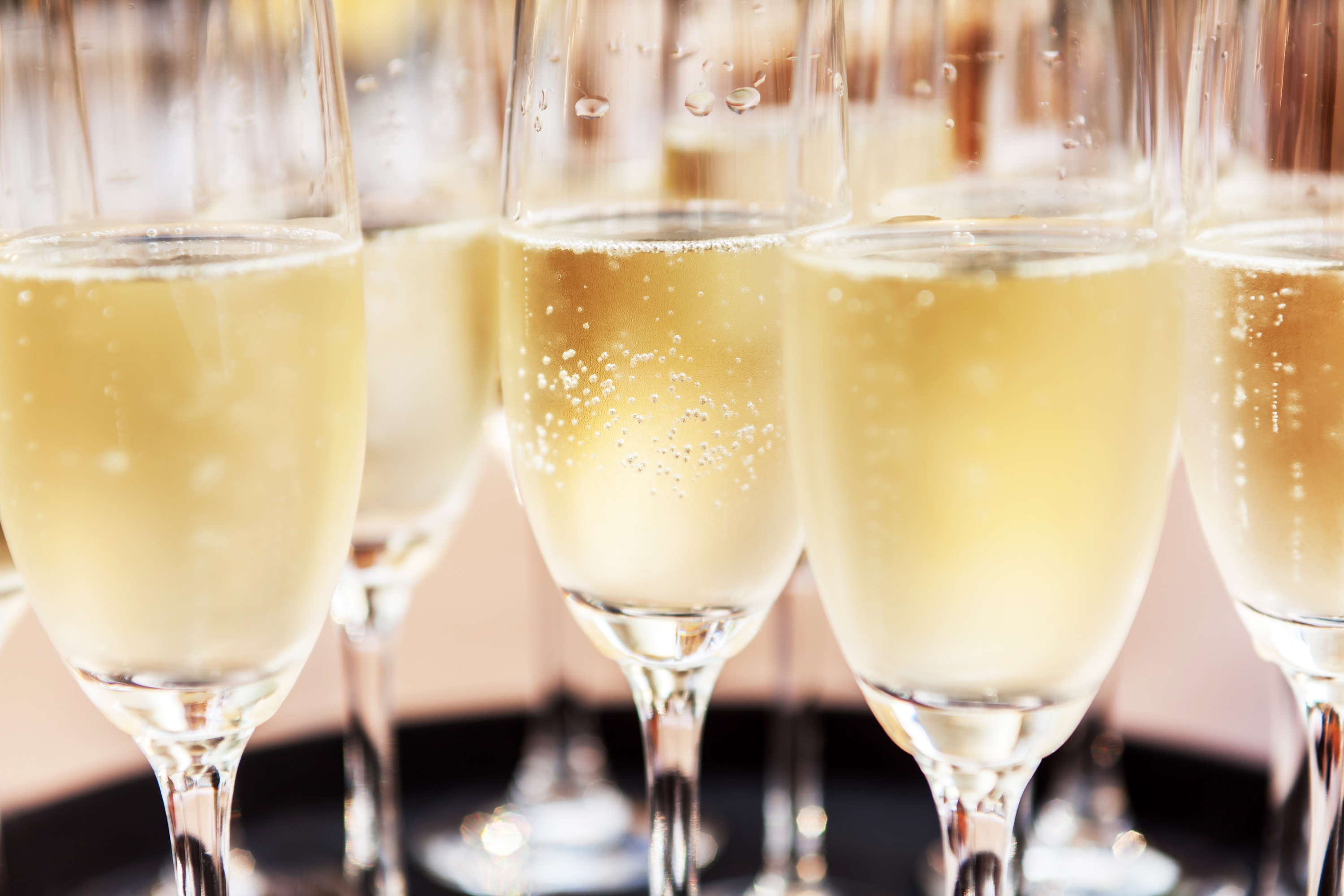 Champagne PIAFF's Launch Party
