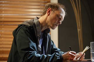 Theater review: Five stars for David Hyde Pierce in Adam Bock's beautifully clear-eyed A Life
