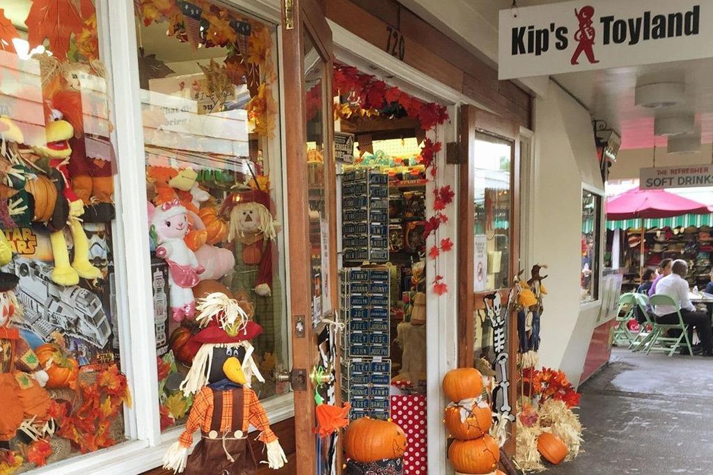 Kip's Toyland