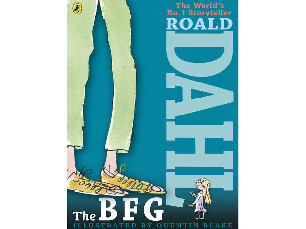 The BFG en Queenie Loves Books