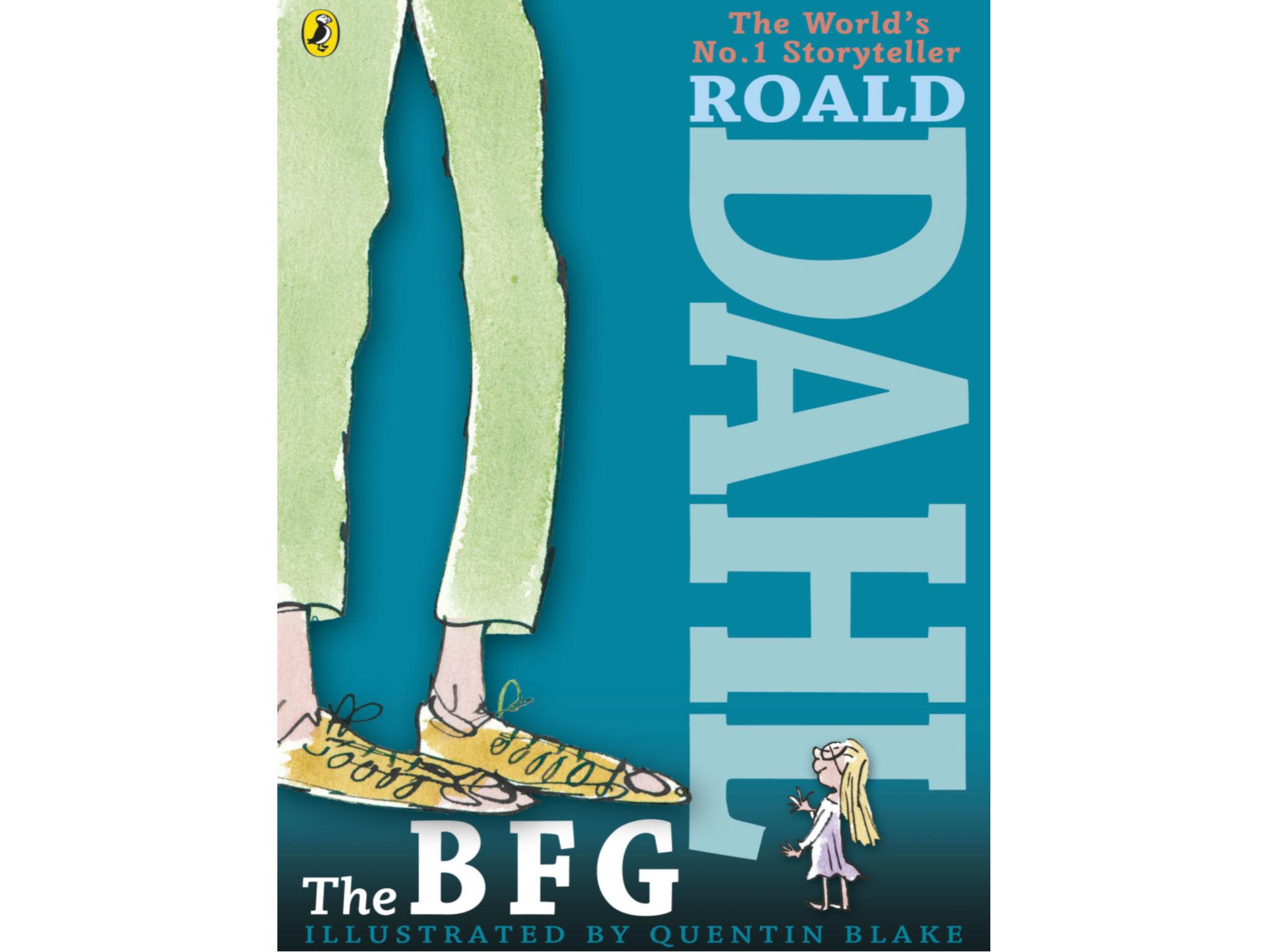 The BFG en Queenie Loves Books