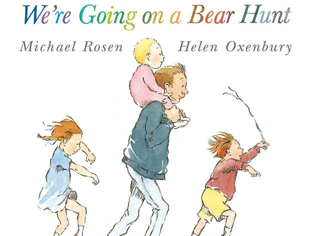 Michael Rosen (We're Going on a Bear Hunt)