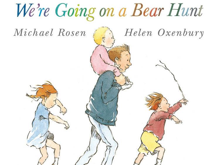 Michael Rosen (We're Going on a Bear Hunt)