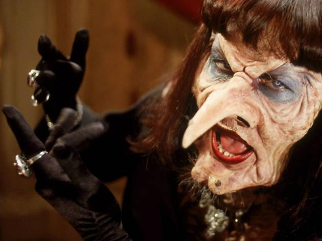 Película Las brujas de 1990