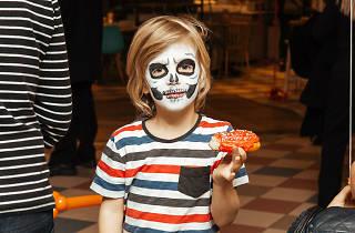 Halloween at the Newport