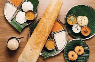 Madras New Woodlands Restaurant