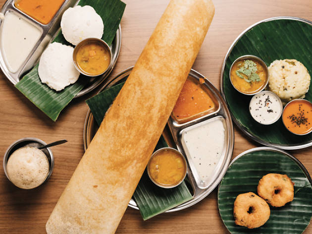 Little India food trail