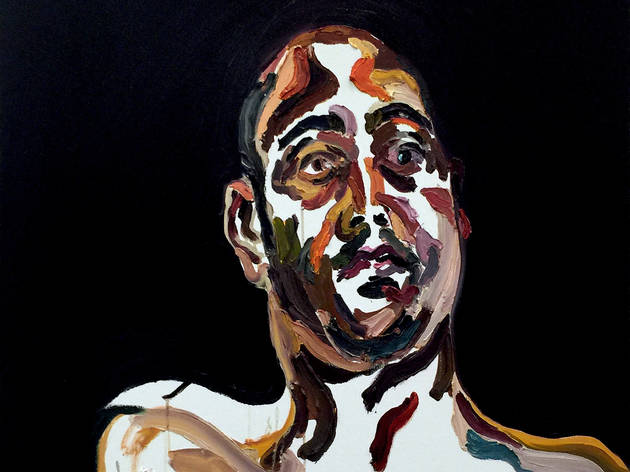 Another Day in Paradise Myuran Sukumaran 2016 Sydney Festival supplied image Self Portrait by Myuran Sukumaran