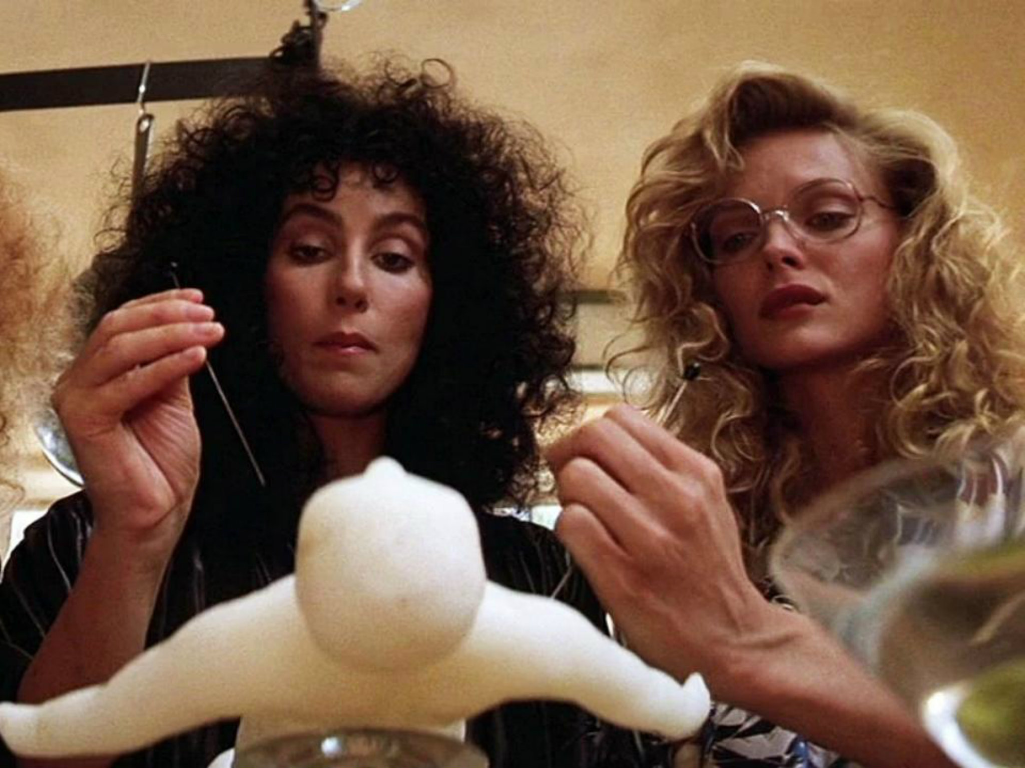 Las brujas de Eastwick (George Miller, 1987)