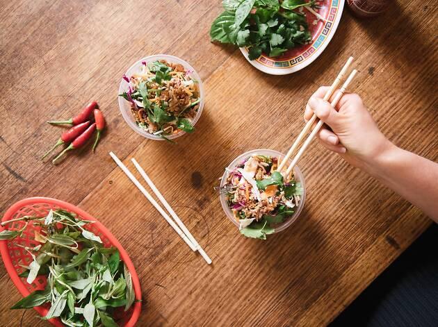 Hanoi Hannah Dishes