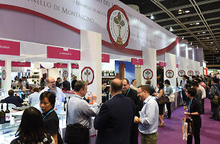 Hong Kong International Wine & Spirits Fair 2016
