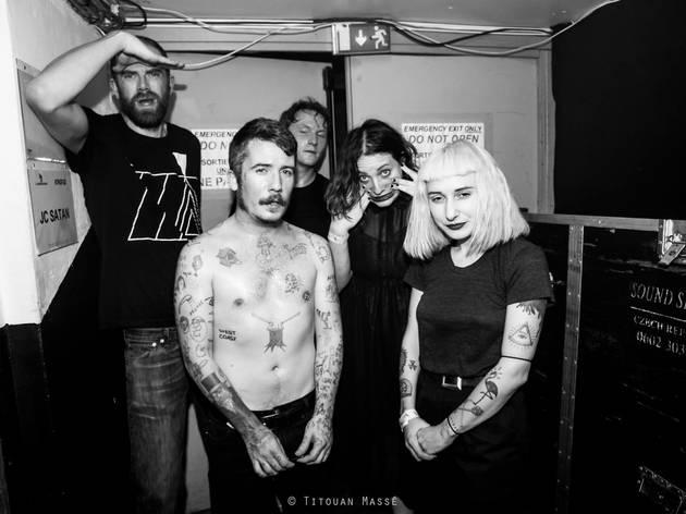 Gonzaï Night : JC Satan, Kaviar Special & Dick Voodoo
