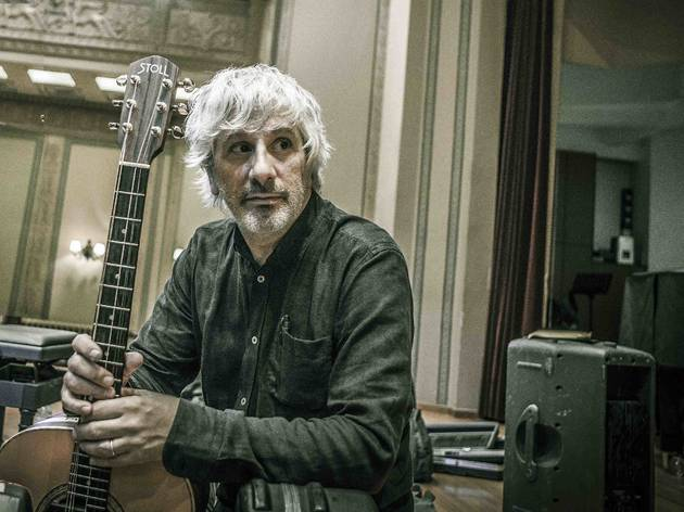 Lee Ranaldo and El Rayo