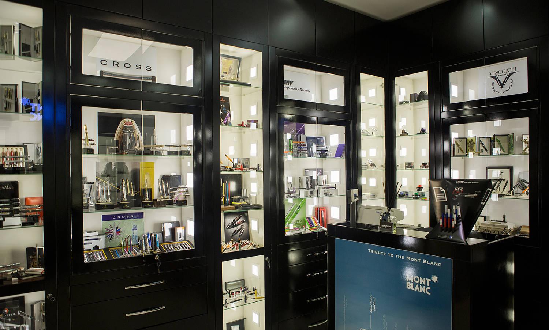 Barker's Pen Shop