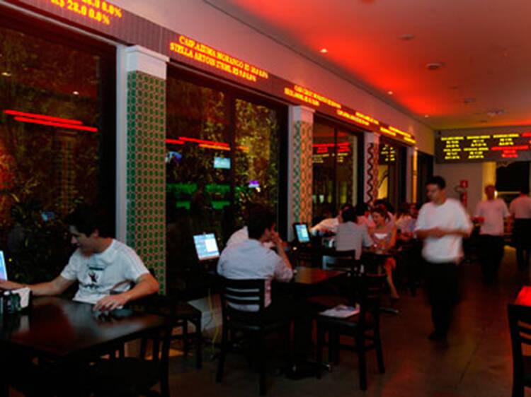 Wall Street Bar