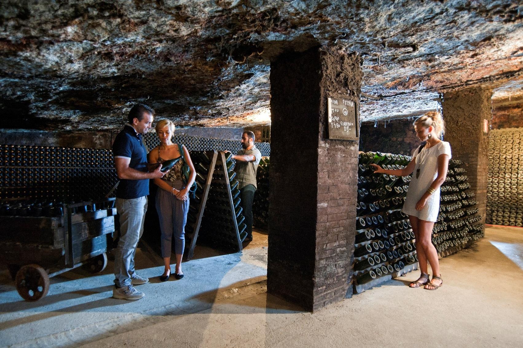 Day 3: Wine museum