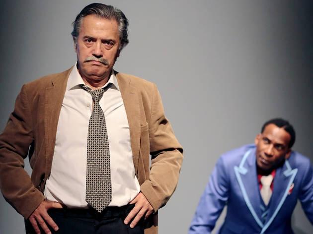 O Terrorista Elegante - Teatro A Comuna