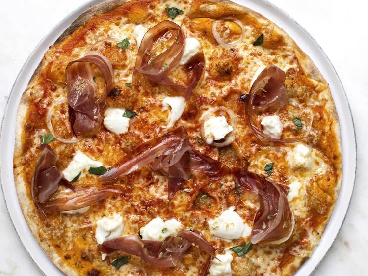 Pizzaria Lisboa