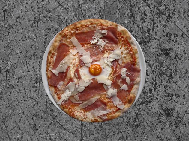 Pizza Pugliese da Zero Zero