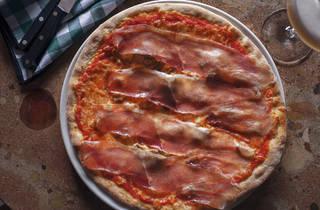 Pizza Montanara da Zero Zero