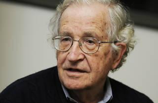 Noam Chomsky: Immigration crisis