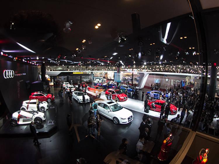 International Motor Show 2016