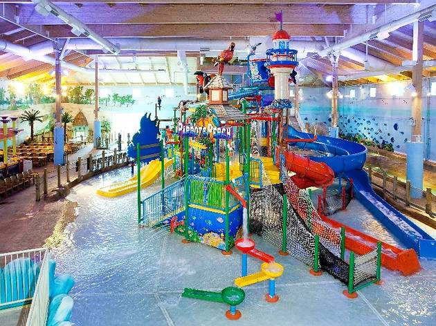 Amazing indoor water parks near NYC