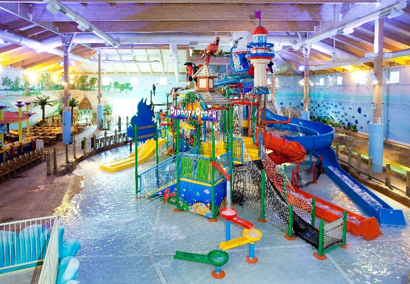The best indoor water parks near NYC
