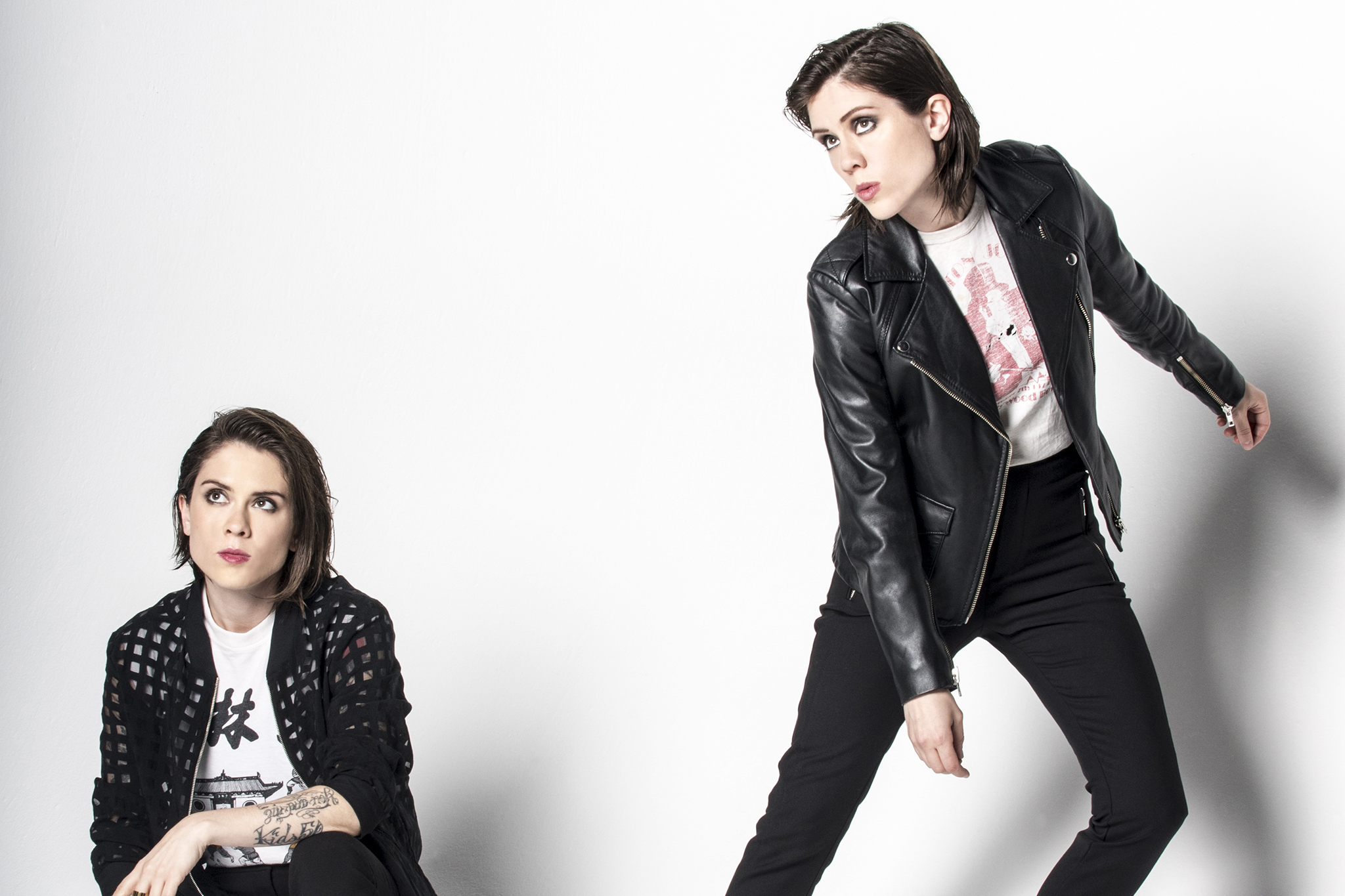 Tegan and Sara talk sisterly fights, identity and pop semi-stardom