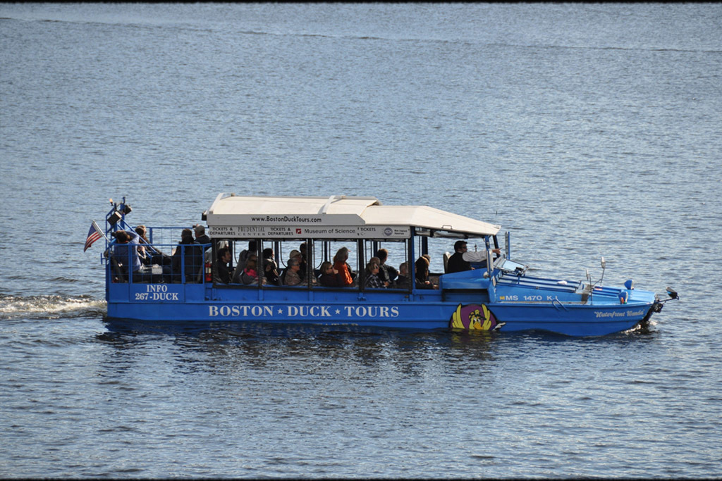 Historic Boston Harbor Cruise