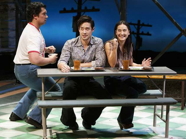 Theater review: Qui Nguyen's Vietgone is sexy, sassy, two-fisted fun