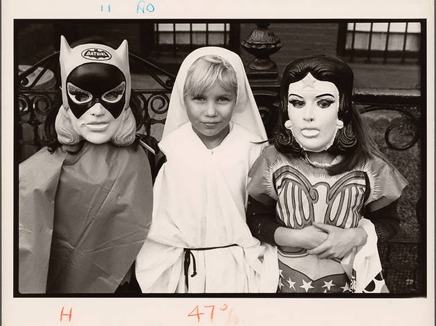 See 10 vintage photos of Halloween in NYC
