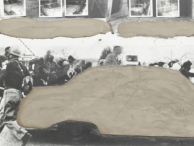 """""""Vostell Concrete, 1969–1973"""""""