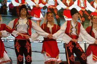(Foto: Cortesía del Ballet Folclórico Simyonov)