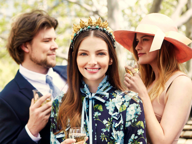 Melbourne Cup Spring Racing Arbory