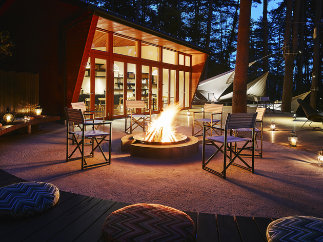 Glamping is making the great outdoors great again