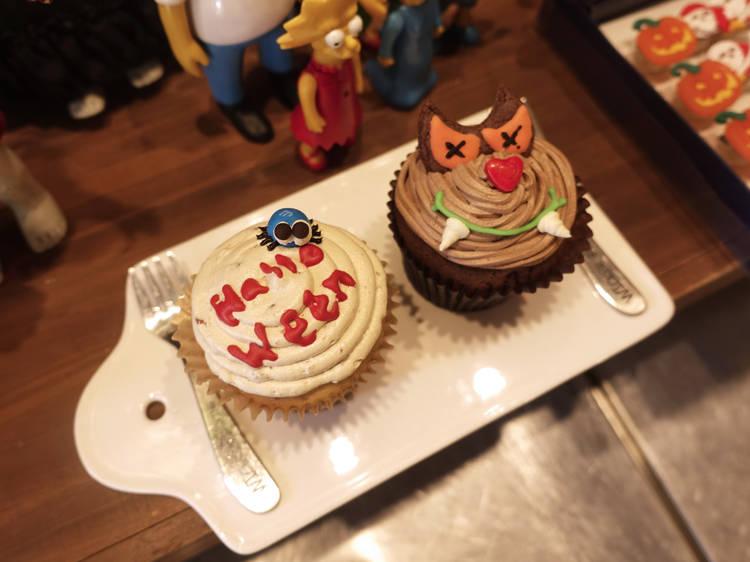 몬스터컵케이크의 '할로윈 컵케이크'